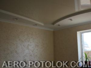 глянцевый потолок фото 2