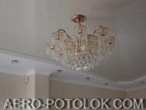 глянцевый потолок фото 3