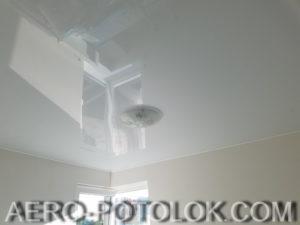 глянцевый потолок фото 4