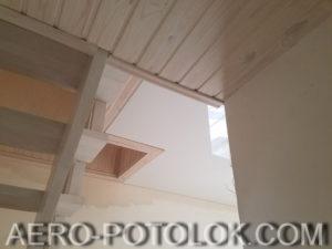 глянцевый натяжной потолок фото 5