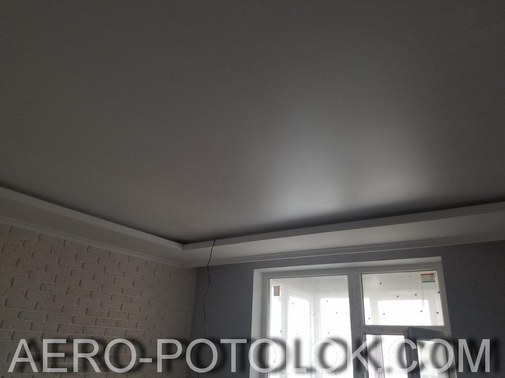 матовый потолок фото 4