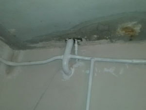 монтаж натяжного потолка фото 2