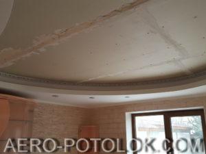 фото натяжной потолок 3