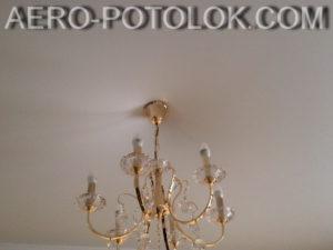 фото воздух натяжной потолок 3