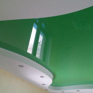 натяжные потолки в дом 1