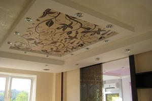 узорчатые потолки