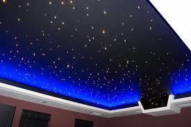 натяжные потолки звёздно небо